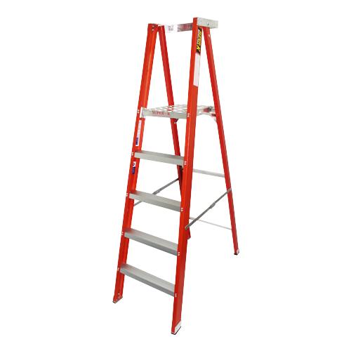 Super K Marketing Fiberglass Ladder Singapore Ladder
