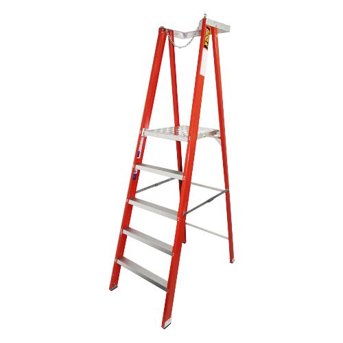 SUPER-K-MARKETING | Fiberglass Ladder | Singapore Ladder